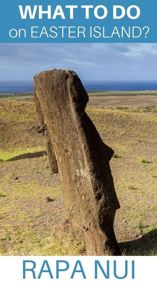 what to do on easter island
