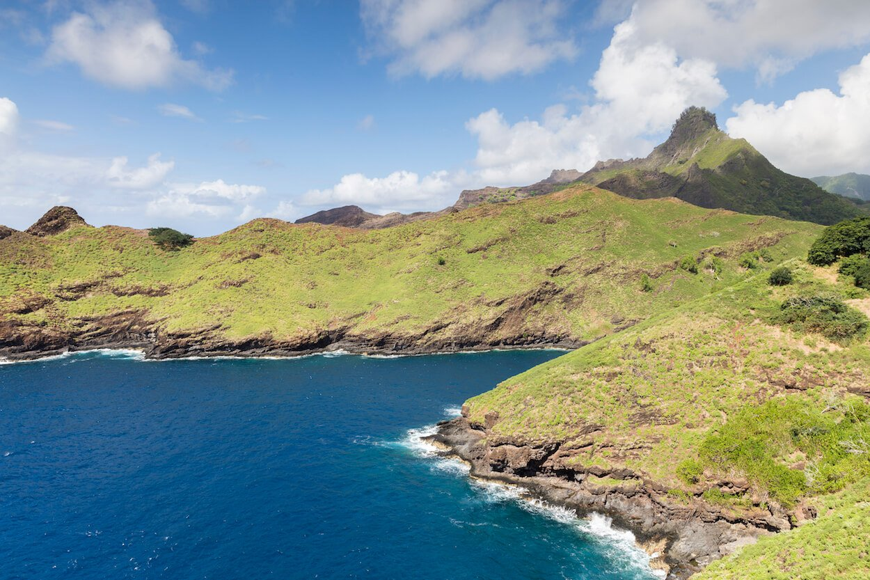 going to marquesas islands