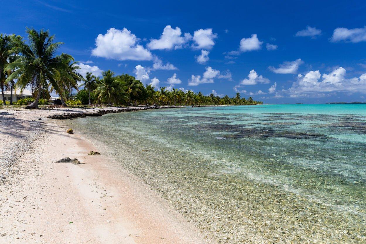 Partir vivre en polynésie