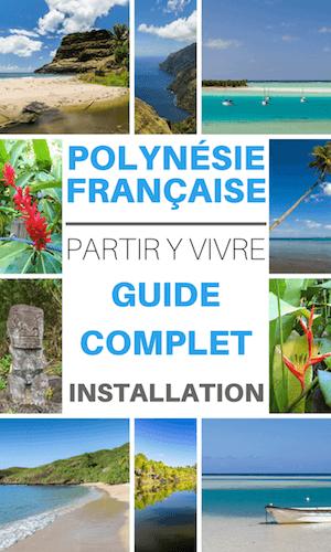 vivre en Polynésie française