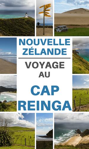 Le Cap Reinga en Nouvelle-Zélande