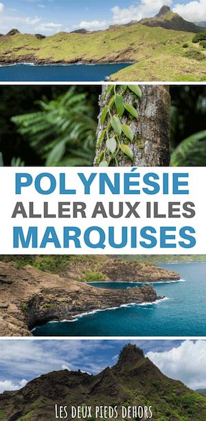Se rendre aux îles Marquises