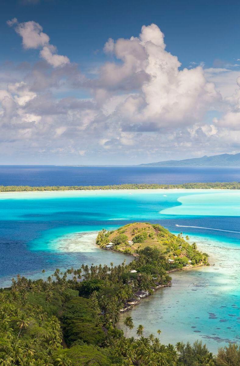 travailler et vivre à Tahiti