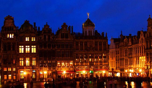 partir en voyage de Bruxelles de mon blog de voyage