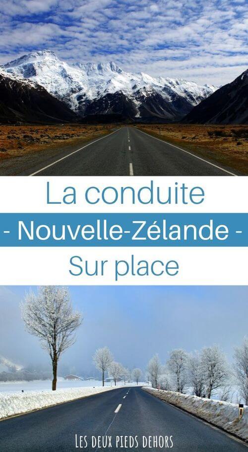 guide conduite nouvelle zélande