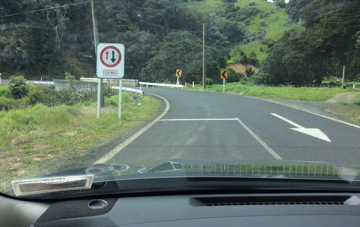 Conduire en Nouvelle-Zélande