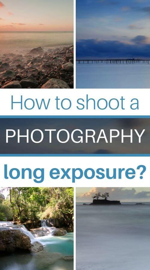 long exposure in photo