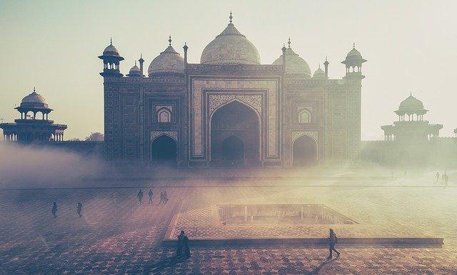 Billet avion pas chers de Bruxelles vers l'Inde
