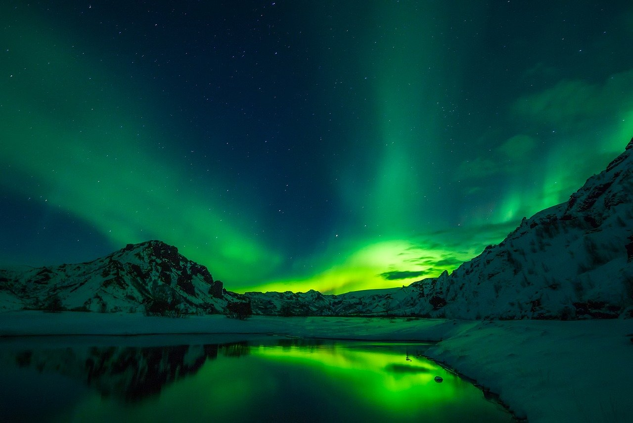 Billet avion pas chers de Bruxelles vers l'Islande