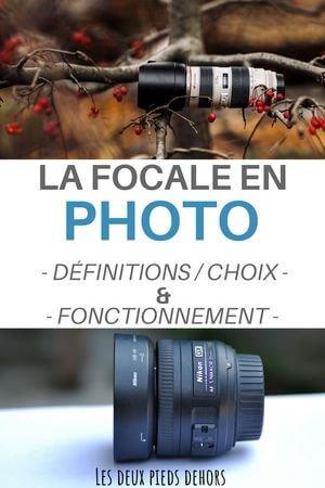 focale en photographie