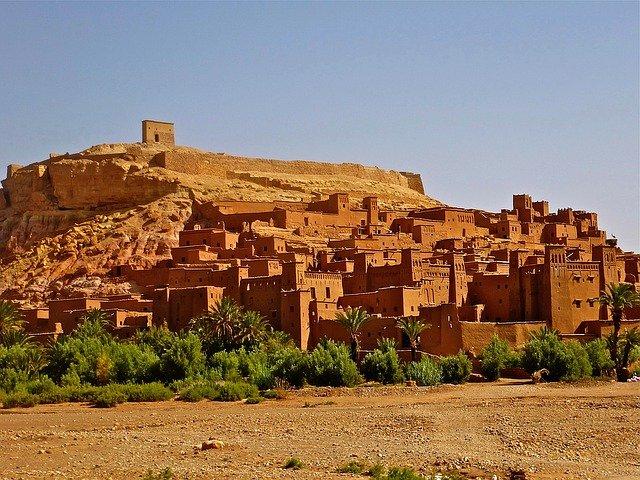 Vols pas chers au départ de Nice vers le Maroc