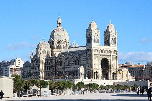 Billet avion pas cher au départ de Marseille