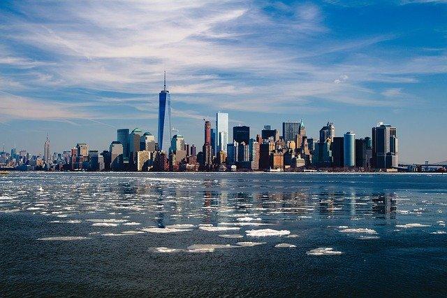vols au départ de montpellier vers new-york
