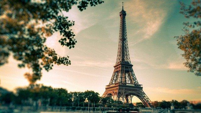 Billet pas chers au départ de Paris