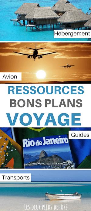 Bons plans de voyage