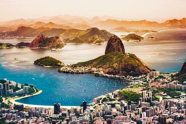 vols au départ de montpellier vers le brésil