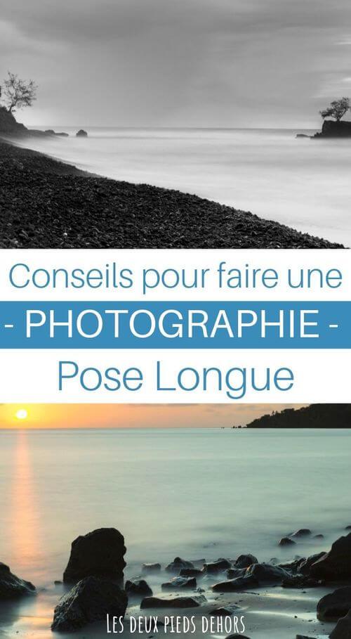 pose longue et photographie