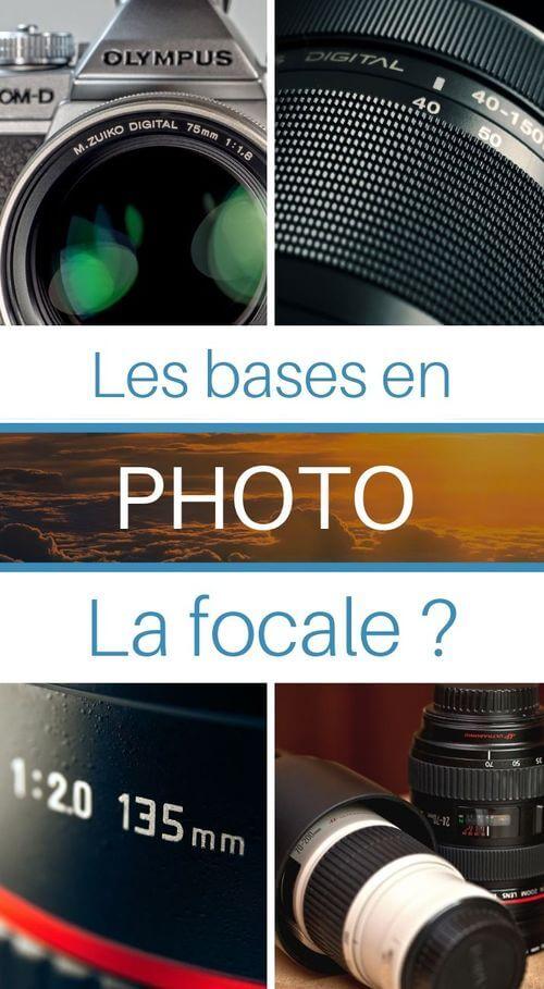 focale et photographie