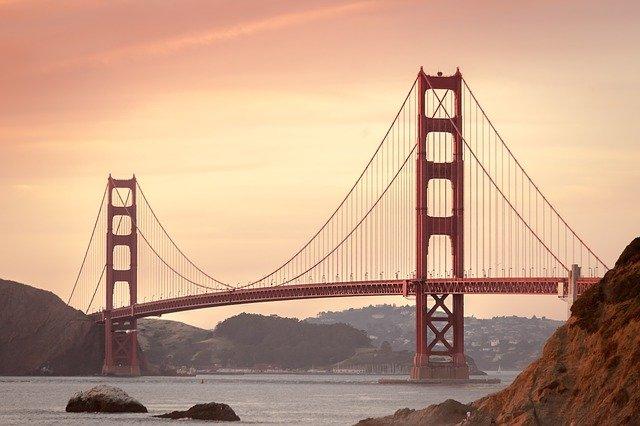 vols pas chers de Paris à San Francisco