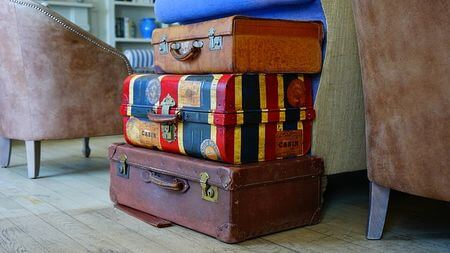 l'équipement en voyage
