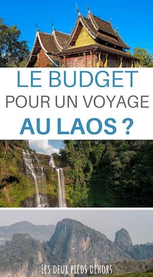 voyage au laos combien ça coûte