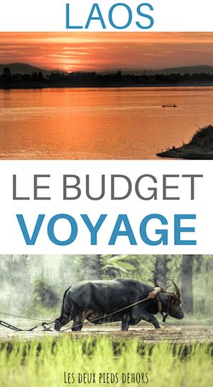 le laos quel budget prévoir pour un voyage
