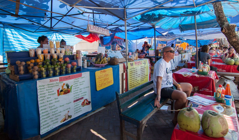 quel budget prévoir pour un voyage au laos : la nourriture