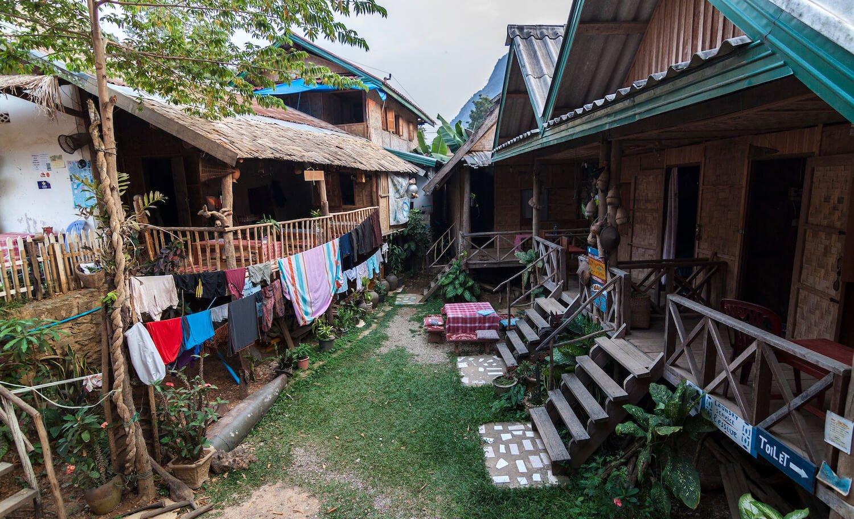 Quel budget pour un voyage au laos pour le logement