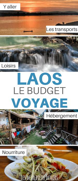 budget voyage laos