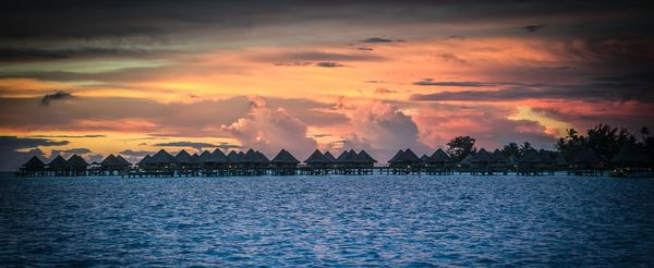 vols au départ de nice vers tahiti