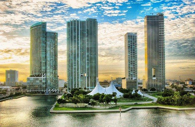 Vols pas chers Paris Miami