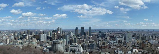Vols au départ de Nice vers Montréal