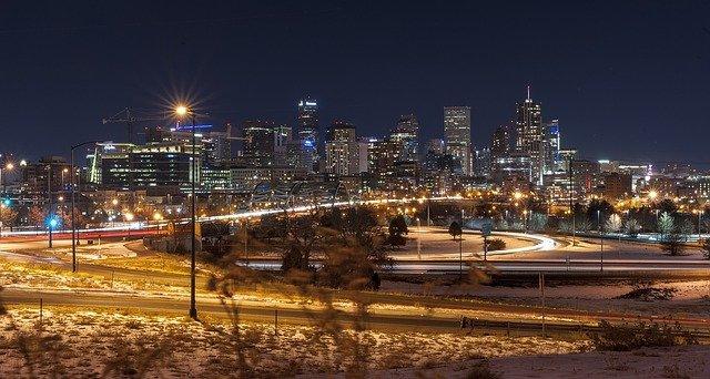 Vols pas chers Paris Denver