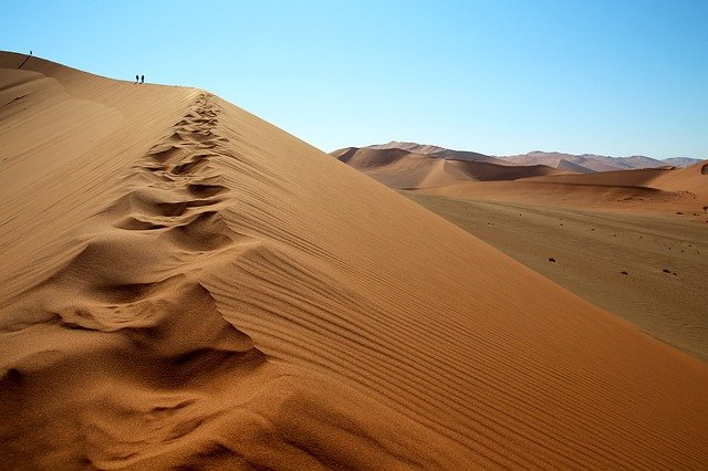 vols pas chers paris namibie