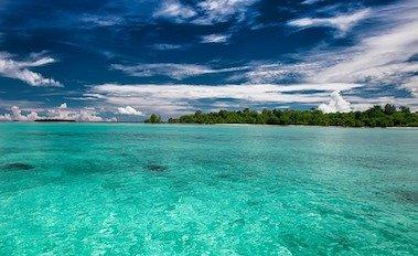 vols au départ de nice vers l'indonésie