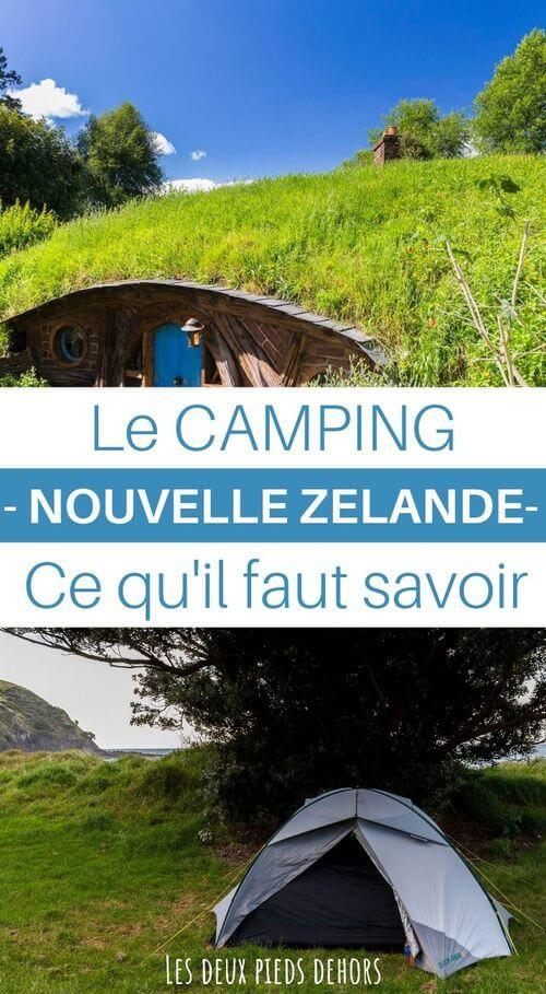 camper en nouvelle-zélande
