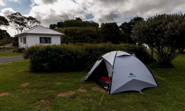 les camping en nouvelle-zélande