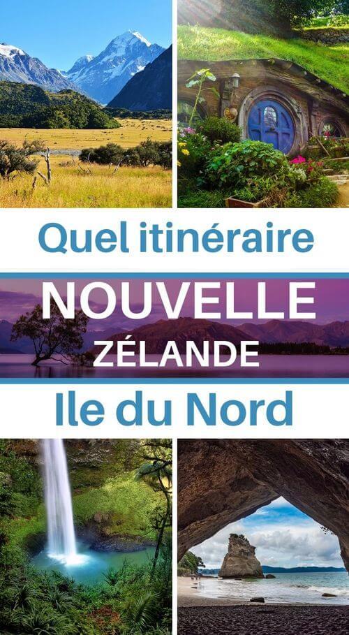 ou aller en nouvelle zelande ile du nord