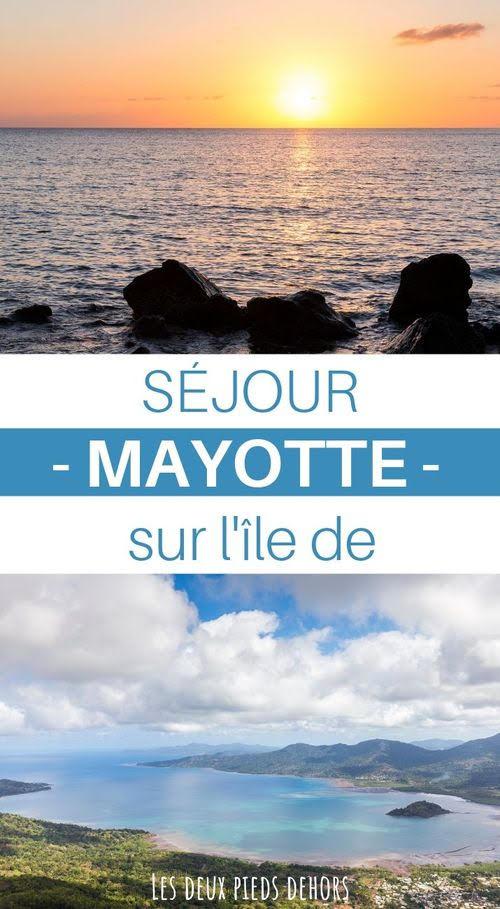 séjour sur l'île de mayotte