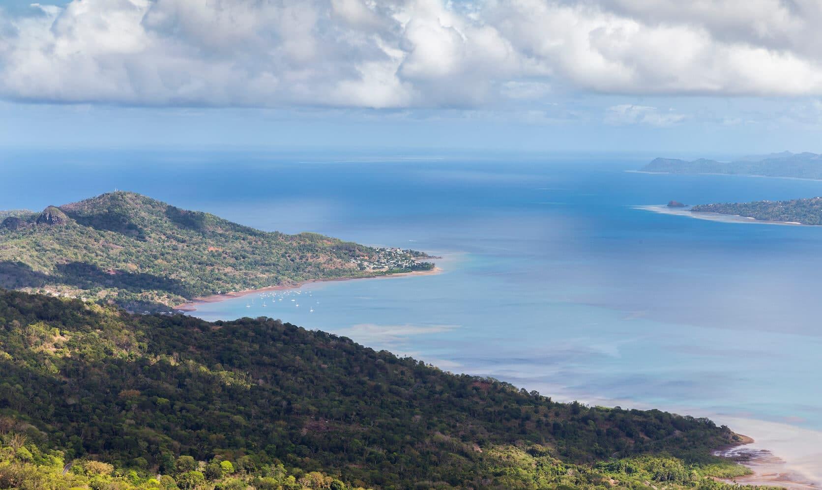 Le mont choungui en randonnée à Mayotte