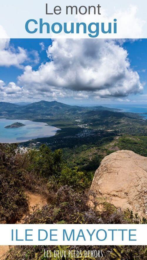 randonnée au mont choungui