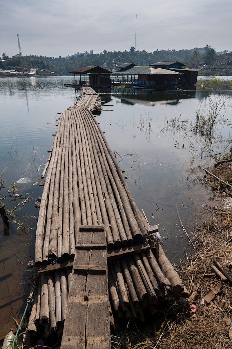 Sangklaburi : une ville hors des sentier battus où aller en thaïlande