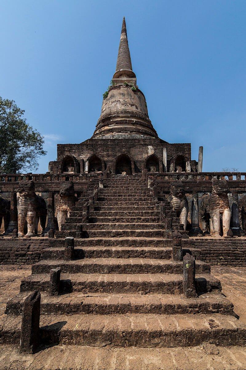 où partir en thaïlande : le Parc de Si Sitchanalai