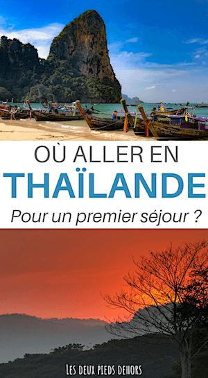 Où partir en Thaïlande