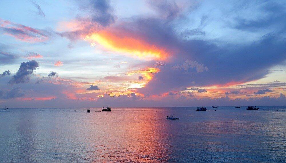Où aller en thaïlande : les îles du sud du pays