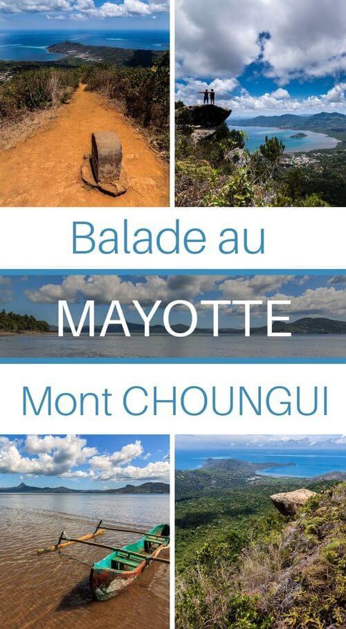 ile de mayotte mont choungui