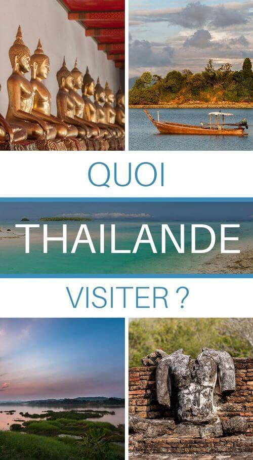 ou aller en thailande