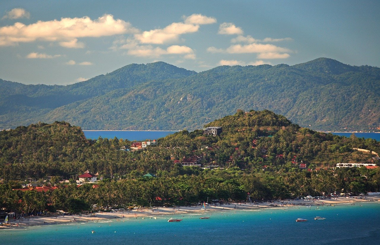 Où aller en thaïlande l'île de Koh Samui
