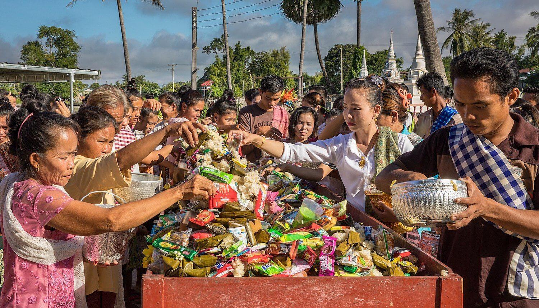 Quand partir au laos pour les fetes locales