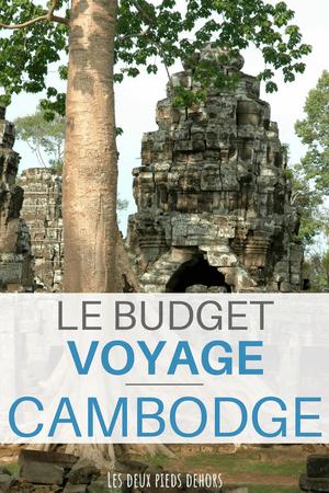 voyage au cambodge quel budget prévoir ?